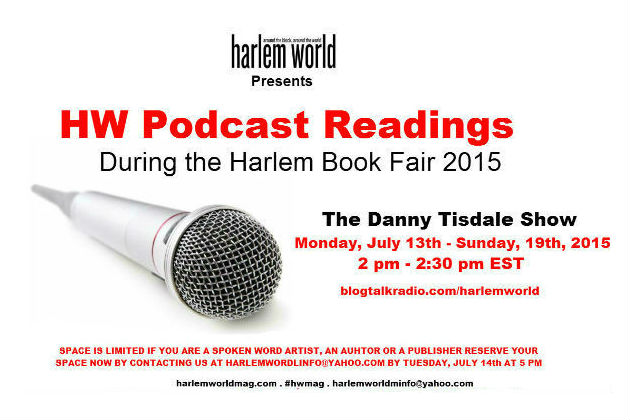 hw podcast reading series slide