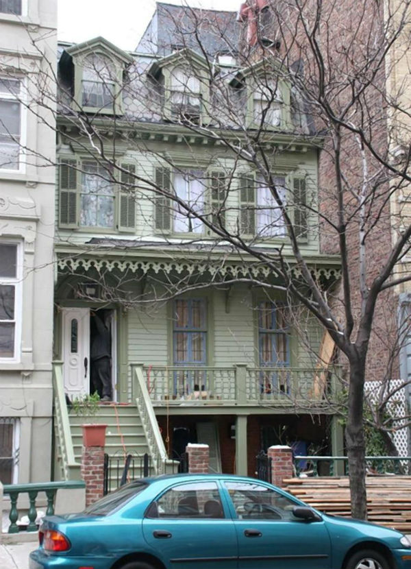 oldest house in harlem