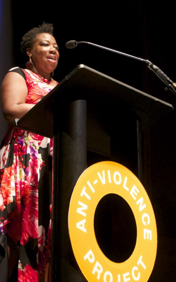 AVP's Incoming Executive Director Beverly Tillery_Credit Lisa Lomauro