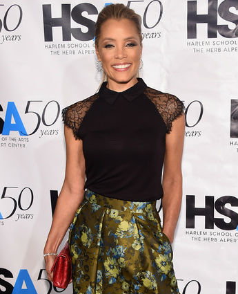 Actress Michael Michele_Photo Credit Michael Loccisano for Getty Images
