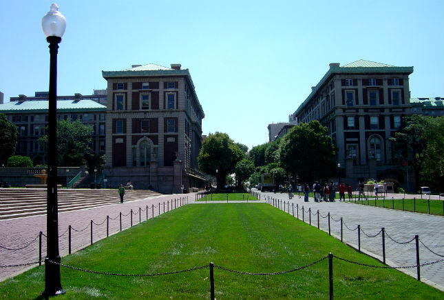 Columbia_College in harlem