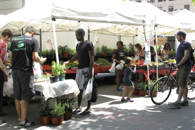 Morningside Park Farmers Market1