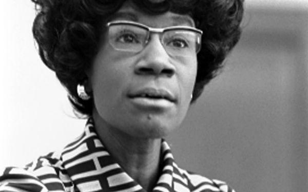 Shirley Chisholm 1970s