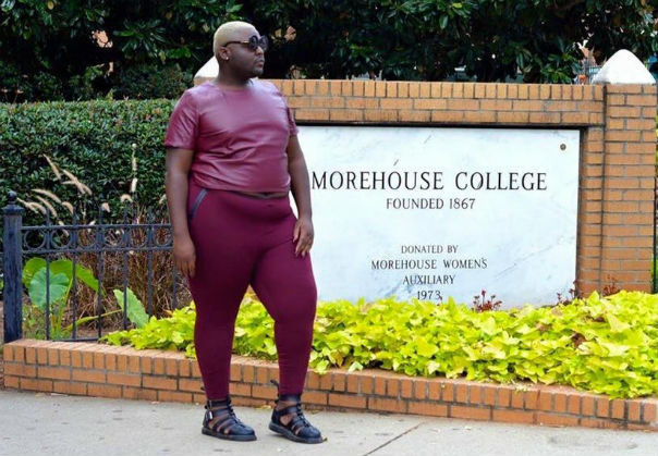 male and she male at morehouse