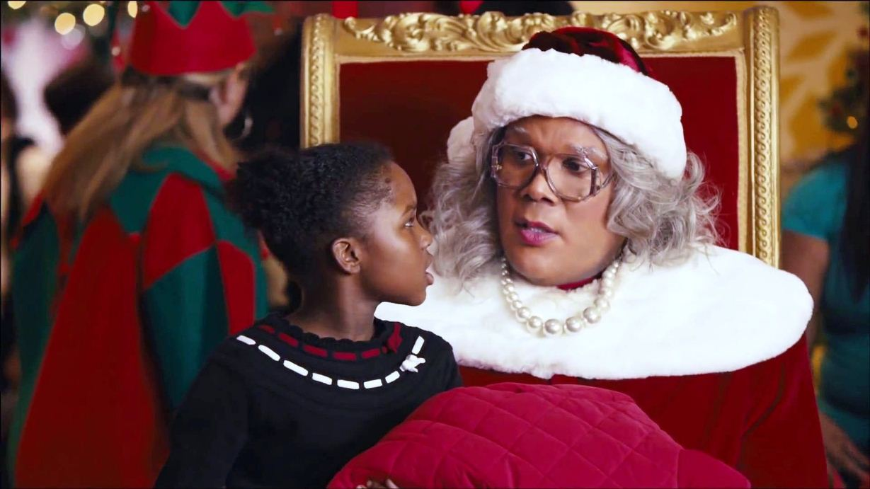 Madea Christmas And Bond-A-Thon On EPIX
