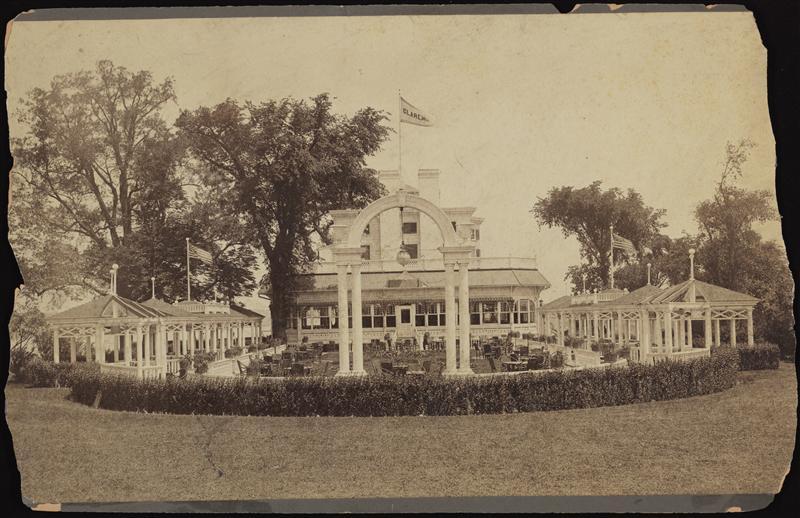 Claremont Inn.