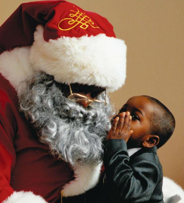 Harlem Santa