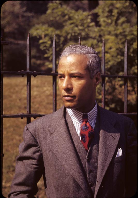 The Most Handsome Man In Harlem harold jackman in harlem