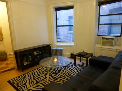 harlem living room