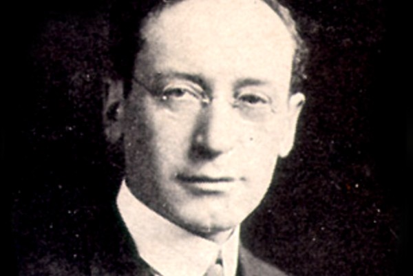 Harlem's Morris Raphael Cohen, Philosopher, Lawyer, And Legal Scholar 1880 – 1947
