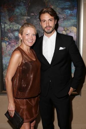 Janna Bullock and Emanuele Fiore