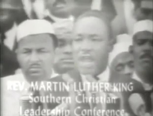 dr martin luther kin jr speech in dc