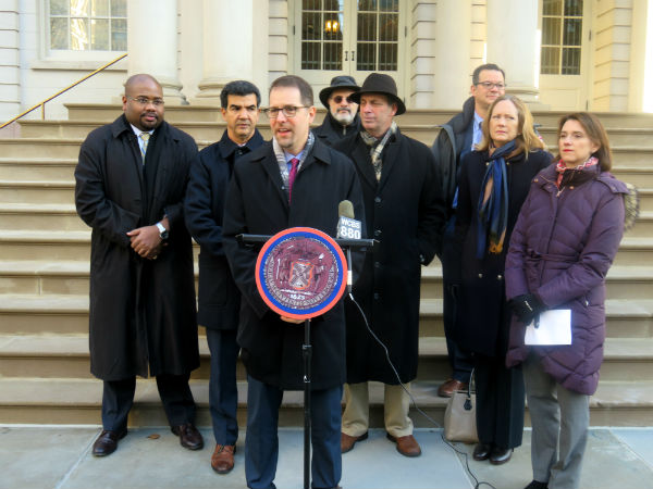 harlem city council man