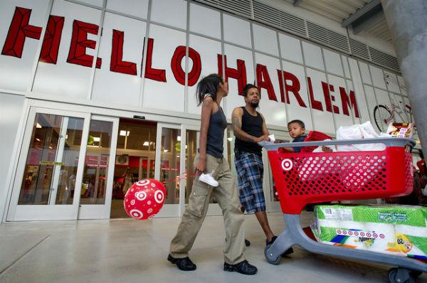 Harlem Target
