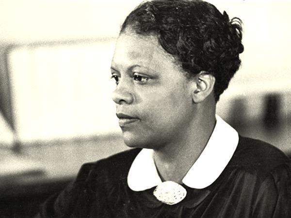 Eunice Carter iin harlem