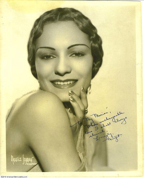 Dancer Margot Webb c1934