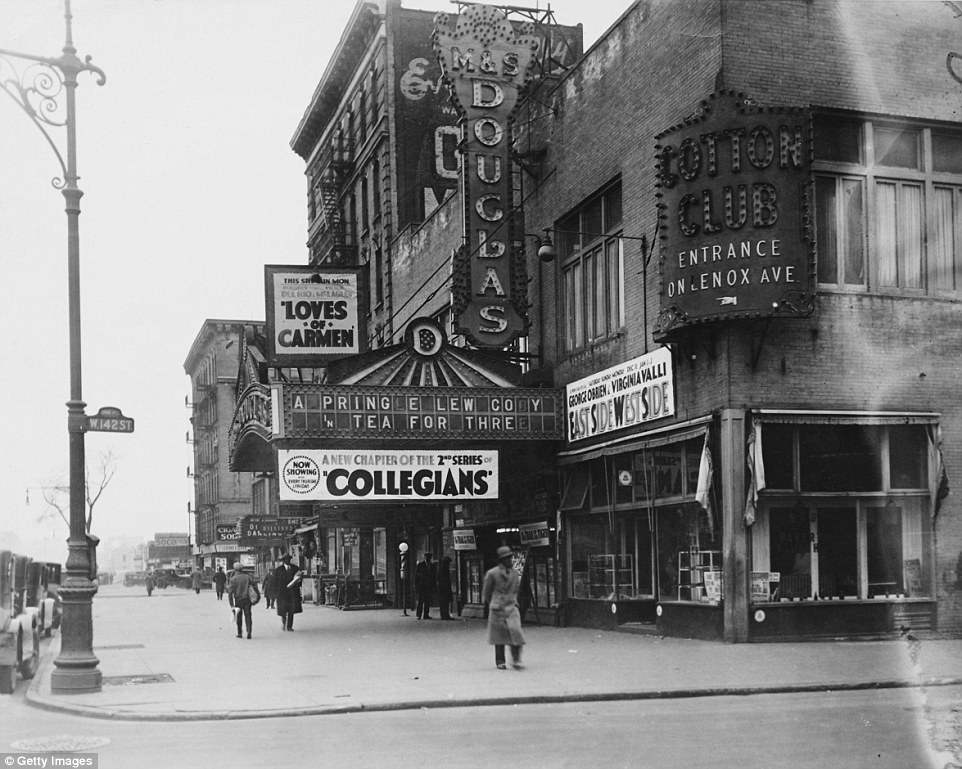 Harlem's Cotton Club