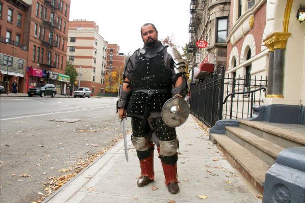 NYCs Armored Combat League