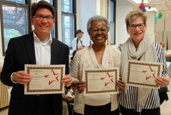 Volunteer Apperciation Awards