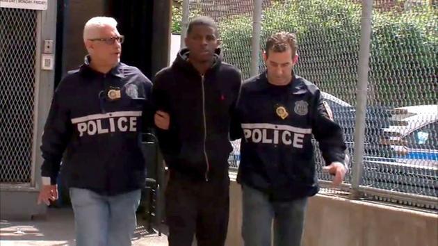 harlem arrests