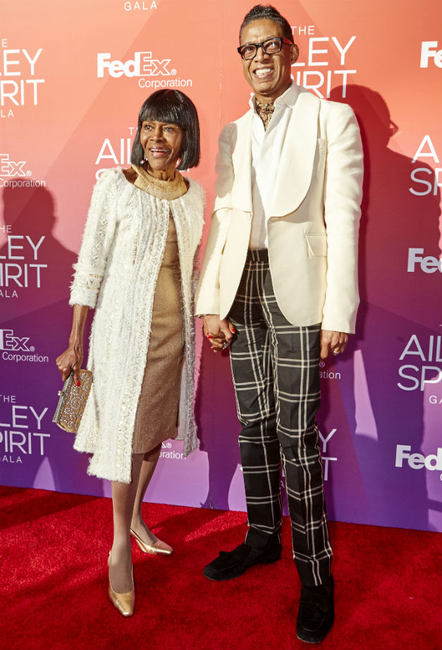 Cicely Tyson and B Michael2