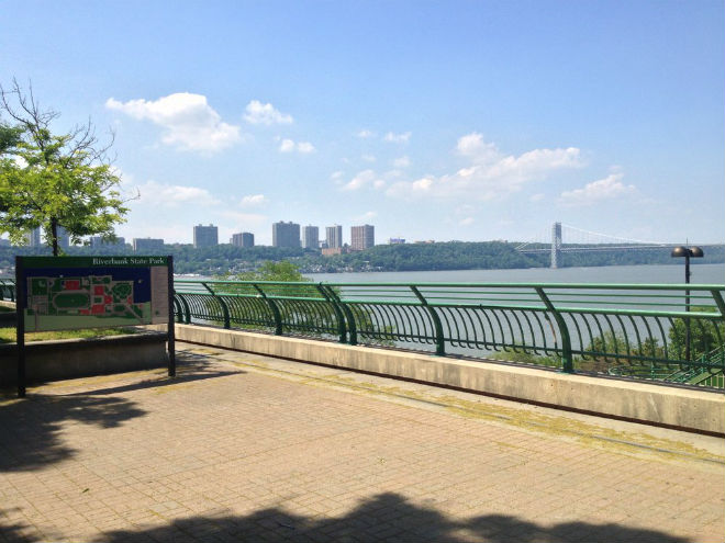 riverbank park in harlem1
