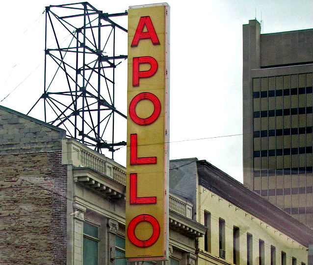 Black History Month At The Apollo In Harlem
