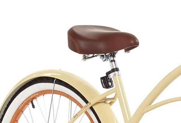 seat and fenders