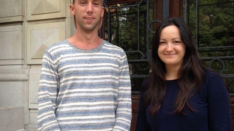Columbia-University-grad-students-Ian-Bradley-Perrin-and-Olga-Brudastova