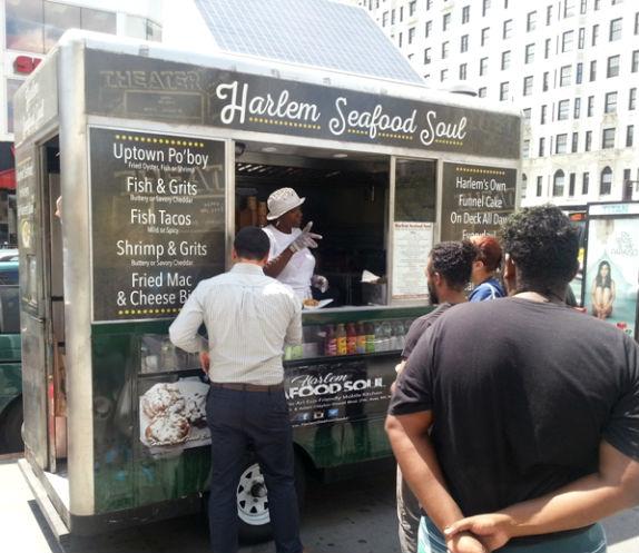 Harlem seafood soul