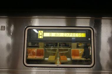 a train harlem