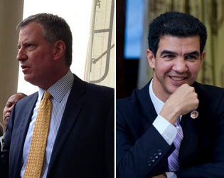 bill-de-blasio-and-ydanis-rodriguez