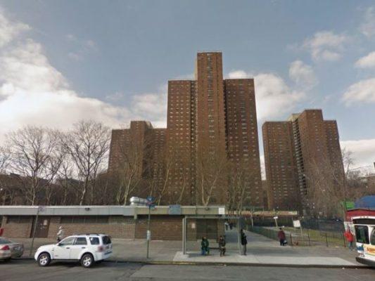 Man Shot In Lobby Of Harlem Public Housing Building