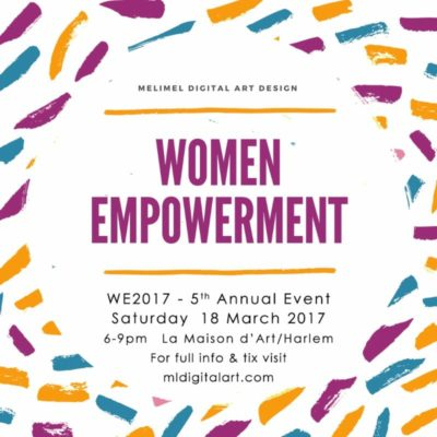 5th annual womens empowerment principles event 5th annual women empowerment event - splash - join the conversation with us at the 5th annual women empowerment event - nyc's biggest and highly anticipated panel & networking annual event during women's history month - saturday, march 18, 2017.