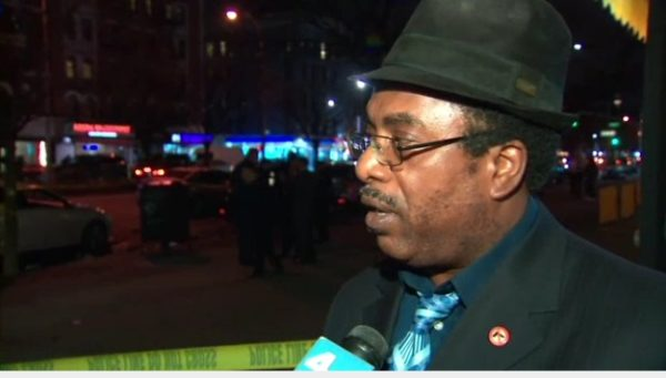 3 Shot In Harlem, Including Woman Walking With Child
