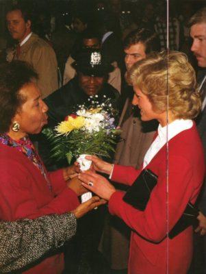 the fab princess di visits harlem hospital 1989 update harlem world magazine
