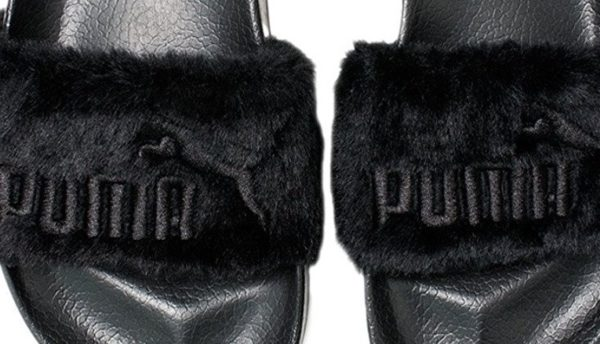 cheaper bfcc9 80fbb Where To Get Rihanna's Fenty Puma Fur Slides For The Perfect ...