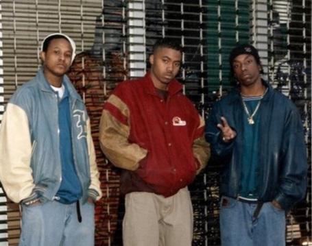 Harem Man Dave East Salutes Hip Hop Shares Rare Photos