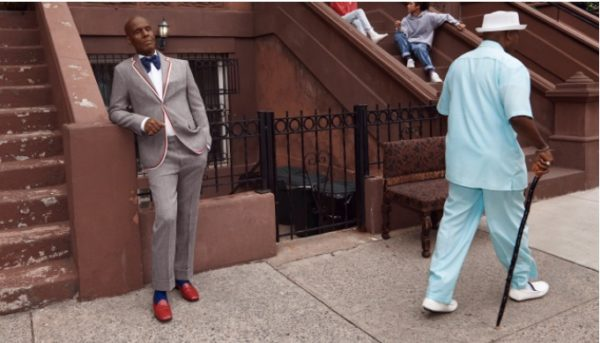 b3a11874388 Harlem Man Dapper Dan Designs For Gucci And Doesn t Say Much Else