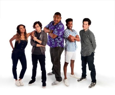 Nickelodeon Announces Voice Cast Of All-New Series, Rise Of