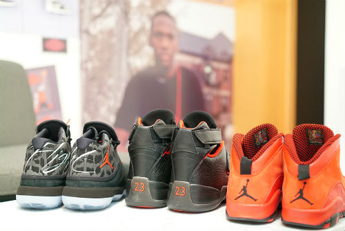 Jordan Brand Taps Steve Wiebe For House Of Hoops Exclusive Collection In  Harlem