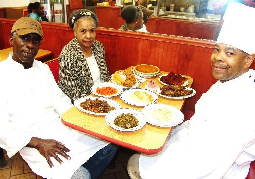 Well's Restaurant In Harlem, The Best Chicken And Waffles In