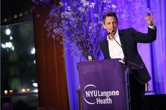 NYU Langone's 2018 FACES Gala Raised $5 6 M To Support