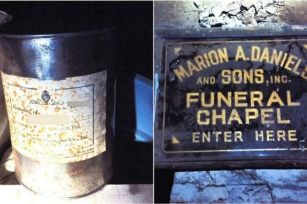 Cremated Remains Halt Harlem Building Demolition Of Historic Marion A. Daniels And Sons Funeral Home