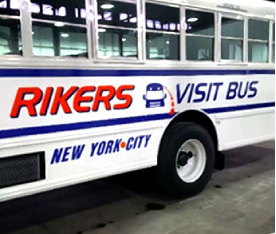 Free Rikers Island Bus Line Starts Up With Service From