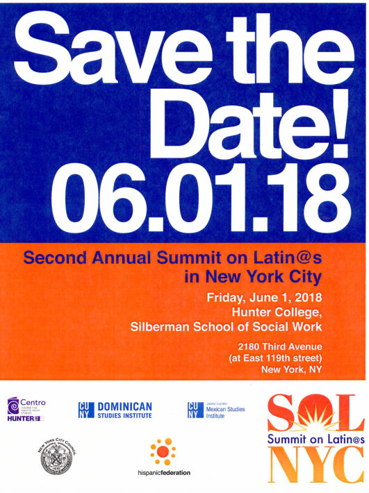 Cuny Spring 2020 Calendar.Ny Elected Officials And Cuny Institutes 2nd Annual Sol Summit