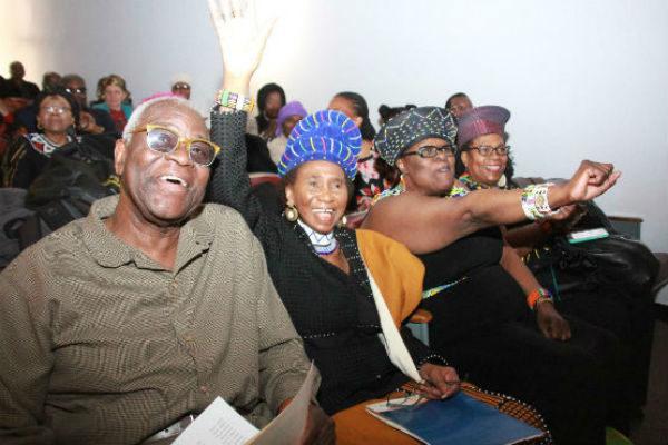 Seitu's World: Hugh Masekela Honored At Harlem Hospital (Photographs)