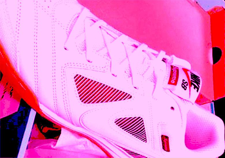 6f1bfa13 Supreme x Nike Collab For FW18
