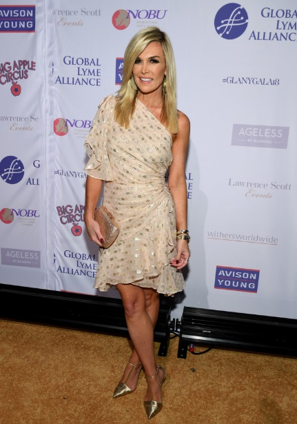 The Global Lyme Alliance Fourth Annual NYC Gala 2018 Red Carpet