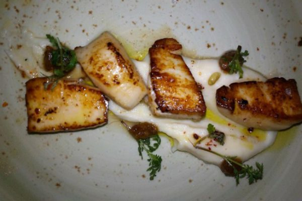 """Dining With Miss Lil: Chef Ed's Mixtape Dinner At Ginny's Supper Club Was """"The Place to Be"""""""